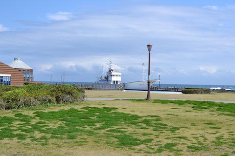 潮風王国漁船