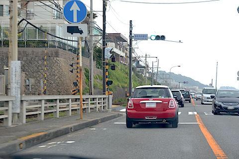 鎌倉高校駅前信号