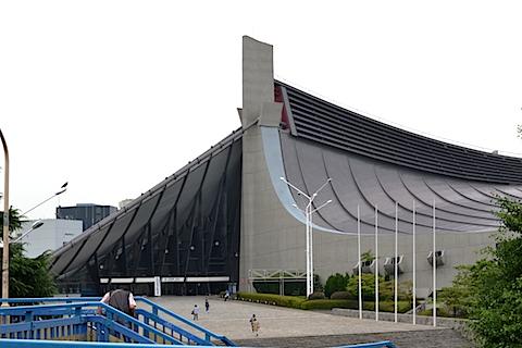 代々木第一体育館