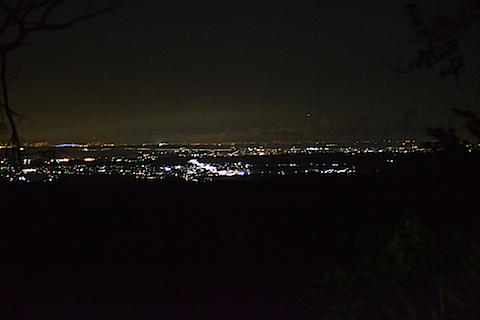 鹿野山夜景03