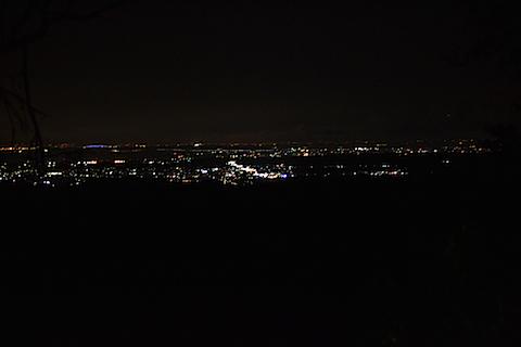 鹿野山夜景05