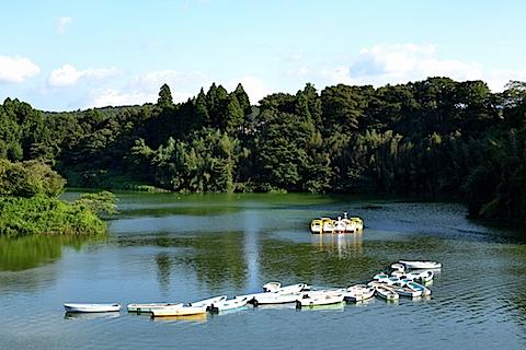 高滝湖13