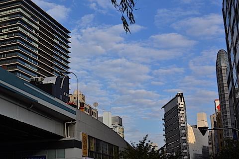 昼東京駅〜銀座05