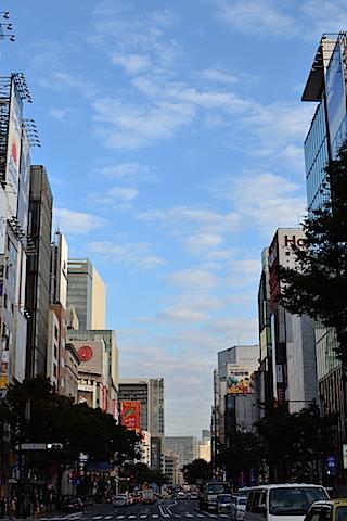 昼東京駅〜銀座11