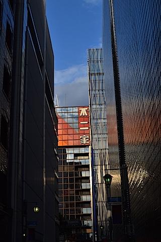 昼東京駅〜銀座16
