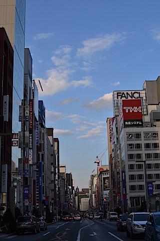 昼東京駅〜銀座20
