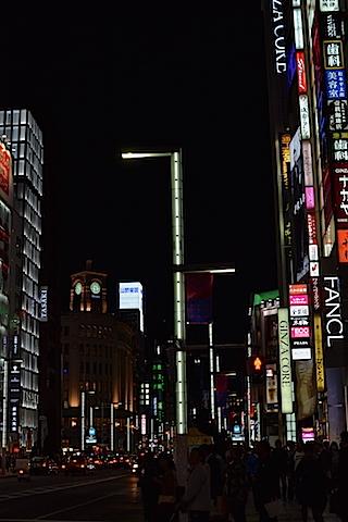 夜銀座〜東京駅08