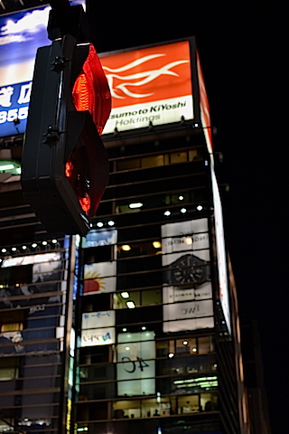 夜銀座〜東京駅15