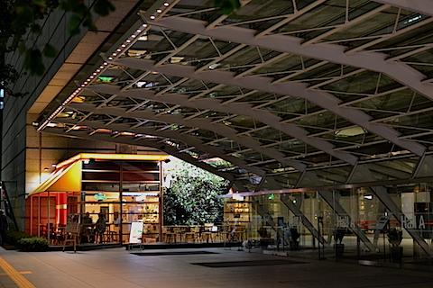 夜銀座〜東京駅19