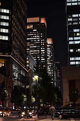 夜銀座〜東京駅21