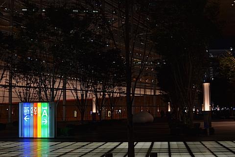 夜銀座〜東京駅23
