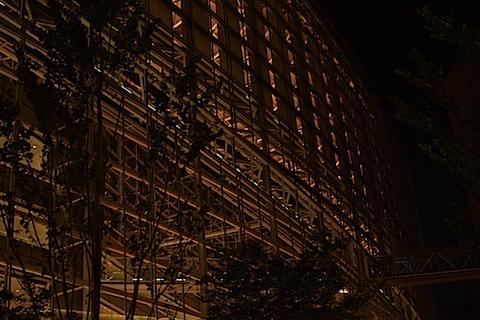 夜銀座〜東京駅24