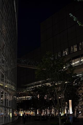 夜銀座〜東京駅25