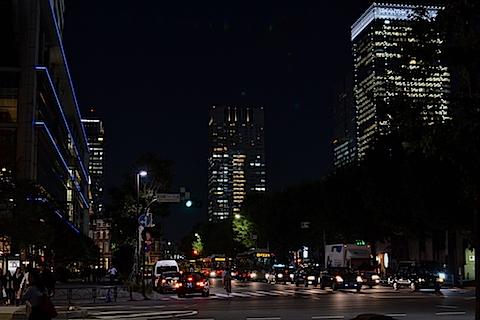 夜銀座〜東京駅26
