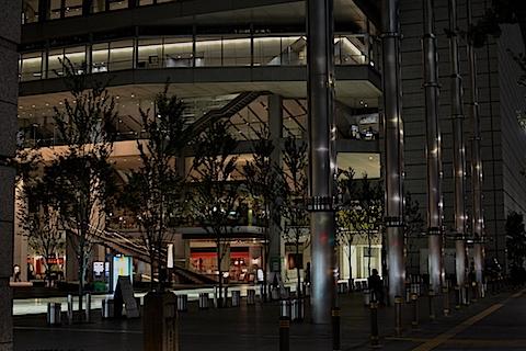 夜銀座〜東京駅28