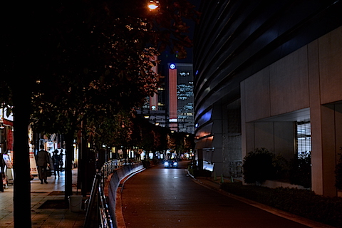夜銀座〜東京駅31