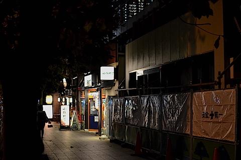 夜銀座〜東京駅32