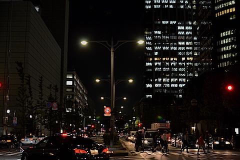 夜銀座〜東京駅35