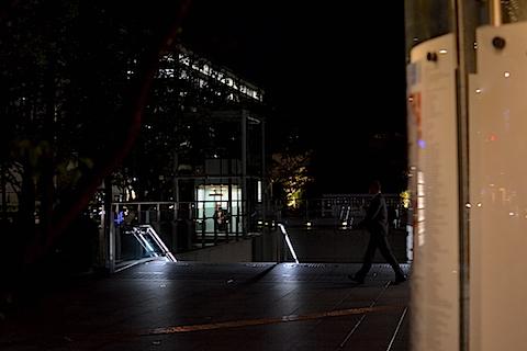 夜銀座〜東京駅36
