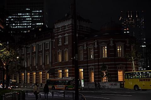 夜銀座〜東京駅41