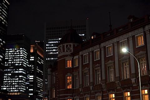 夜銀座〜東京駅42