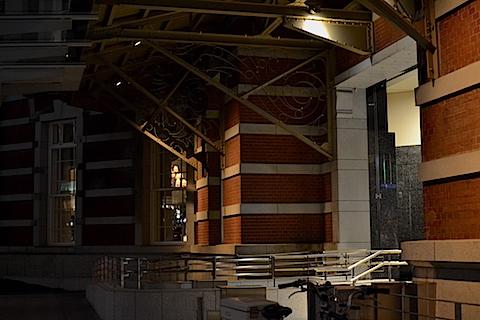 夜銀座〜東京駅45