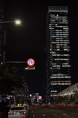 夜銀座〜東京駅53
