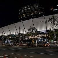 夜銀座〜東京駅54