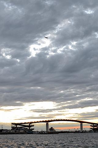 木更津港夕陽05
