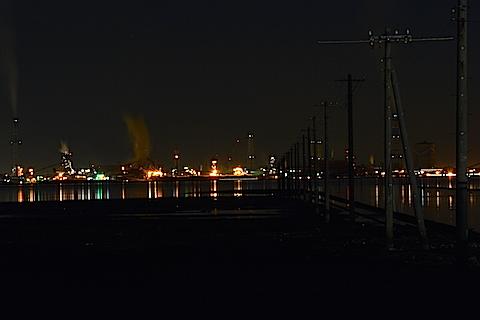 海中電柱09