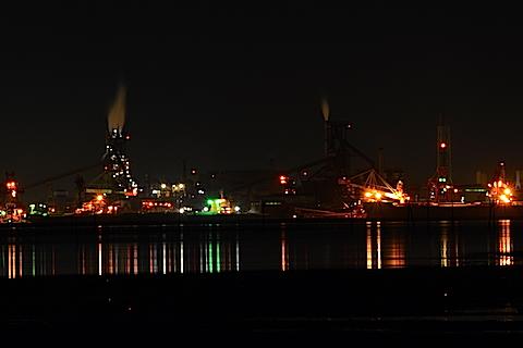 海中電柱12
