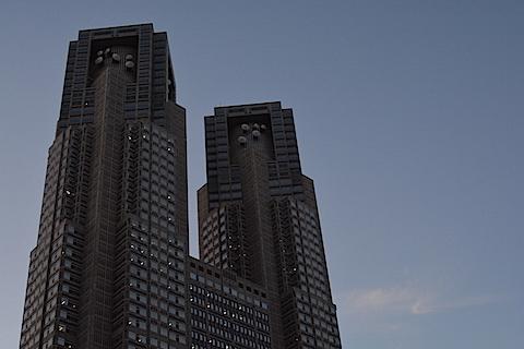 新宿夕景02
