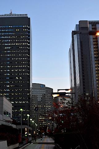 新宿夕景06
