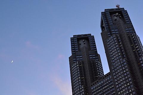 新宿夕景09