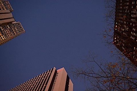 新宿夕景16