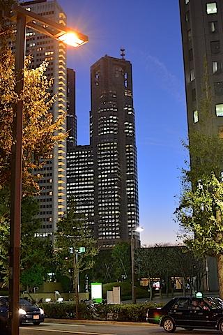 新宿夕景17