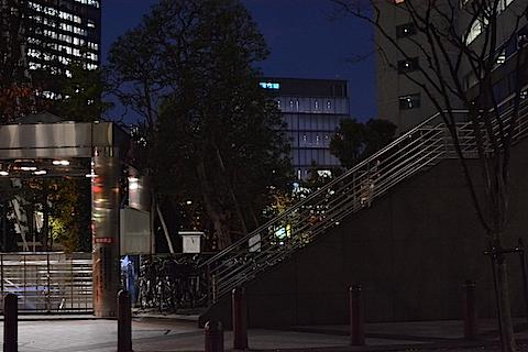 新宿夕景19