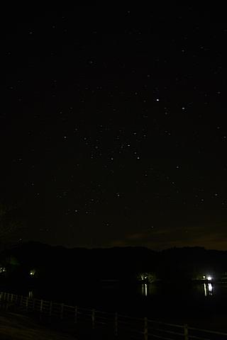 亀山湖星野撮影02