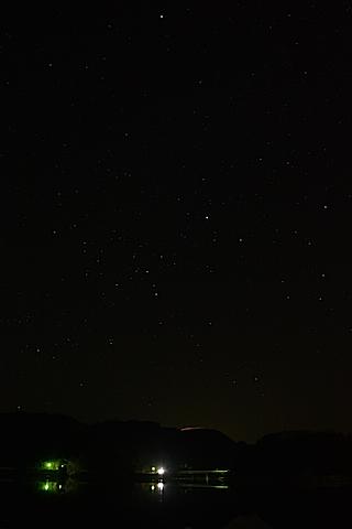 亀山湖星野撮影08