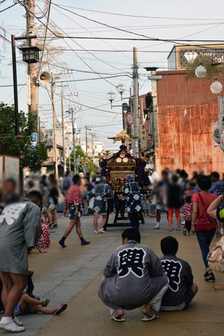 八剱八幡神社祭礼03