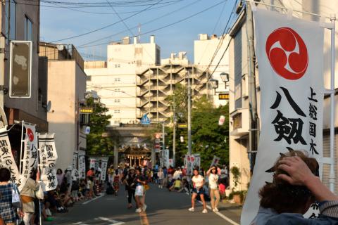 八剱八幡神社祭礼06