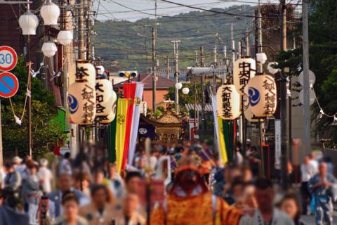 八剱八幡神社祭礼09