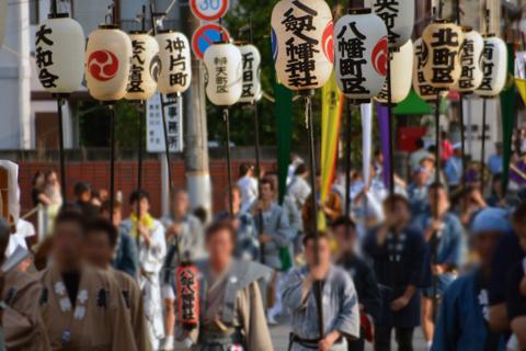 八剱八幡神社祭礼10
