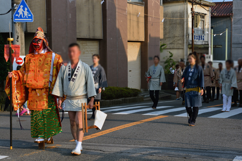 八剱八幡神社祭礼11
