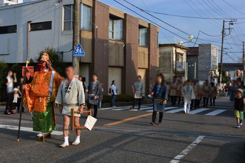 八剱八幡神社祭礼12