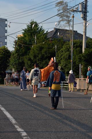 八剱八幡神社祭礼13