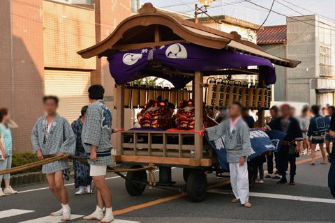 八剱八幡神社祭礼15