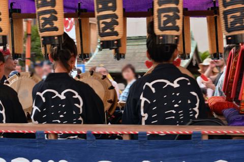 八剱八幡神社祭礼21
