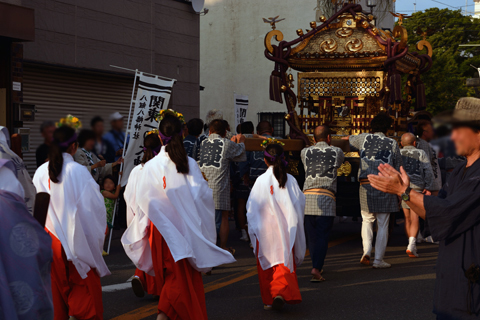 八剱八幡神社祭礼23