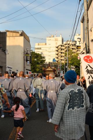 八剱八幡神社祭礼24